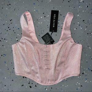 Pink Corset